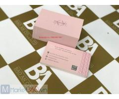 Địa chỉ in card công ty, in card Nhà hàng, thiết kế card