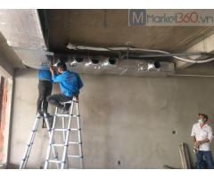 Đơn vị tư vấn, lắp máy lạnh âm trần dẫn ống gió tại Bình Dương giá tốt nhất