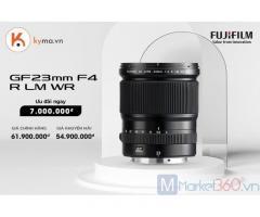 Ống kính Fujifilm giảm cực sâu
