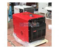 Máy phát điện chạy dầu 3kw có vỏ chống ồn Yarmax thương hiệu Nhật Bản