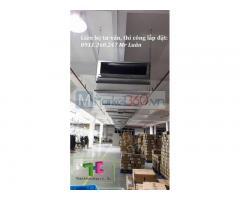 Bảng giá Máy lạnh giấu trần nối ống gió Reetech - Máy lạnh giấu trần giá rẻ tại HCM