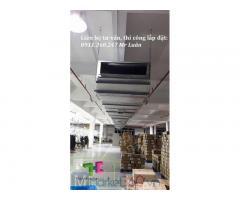 Bảng giá Máy lạnh giấu trần Daikin loại inverter mới nhất giá tốt nhất cho công trình