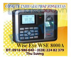Lắp đặt máy chấm công vân tay WSE8000A hàng chính hãng giá cạnh tranh