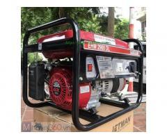 Máy phát điện HONDA Thái 2kw chạy xăng khuyến mại khủng