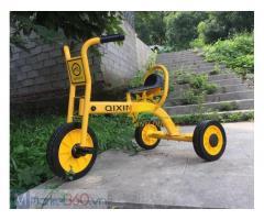 Xe đạp 3 bánh trẻ em cho trường mầm non, quán cà phê, khu vui chơi