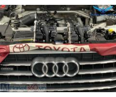Hư hỏng hệ thống làm mát Audi Q7