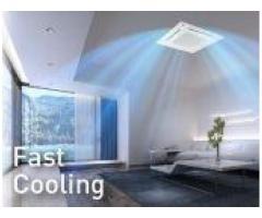 Đơn vị cung cấp máy lạnh âm trần LG - Samsung dòng inverter, lắp đặt chuyên nghiệp