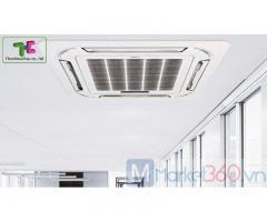 Thanh Hải Châu đơn vị vung cấp Máy lạnh âm trần Midea chính hãng giá rẻ cho các công trình miền nam