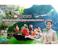 Vé máy bay Bamboo Airways đường Âu Cơ quận Tân Phú HCM