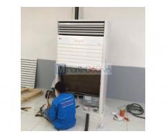 Bán giá rẻ máy lạnh tủ đứng Reetech nào dành cho nhà xưởng thích hợp nhất