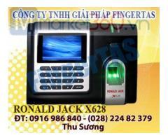 Máy chấm công vân tay thẻ cảm ứng X628-C hàng chính hãng - giá cạnh tranh