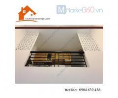 Vách ngăn trang trí phòng khách đẹp giá rẻ tại tphcm năm 2012