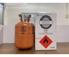 Cung cấp gas lạnh R600 loại 6.5kg/b