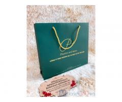 Địa chỉ in túi giấy, in túi giấy cao cấp, thiết kế túi shop