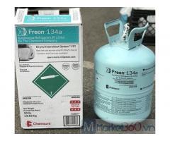 Đại lý gas Chemours Freon R134a - TQ