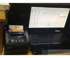 Bán phần mềm quản lý- tính tiền cho quán KARAOKE tại Cần Thơ