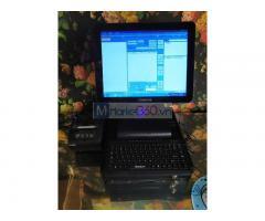 Bán trọn bộ máy tính tiền cảm ứng cho Quán Cà phê tại Bạc Liêu