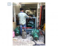 Sửa chữa máy nén bitzer cho kho lạnh công nghiệp