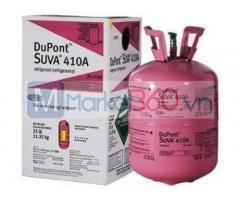 Đại lý gas Dupont R410A 11.3kg - Thành Đạt
