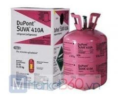 Đại lý gas Dupont R410A 11.3kg - Gas lạnh Thành Đạt