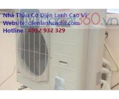 Dịch vụ lắp điều hòa tại Long An | Máy lạnh Cao Vĩ