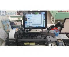 Máy tính tiền pm bán hàng cho siêu thị tạp hóa tại đồng nai