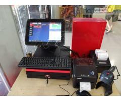 Chuyên lắp máy tính tiền cảm ứng cho Cửa hàng Điện máy tại An Giang
