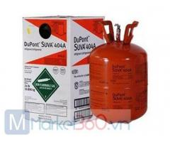 Đại lý gas Dupont R404A 10.9kg - Thành Đạt