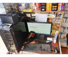 Lắp đặt bộ máy tính tiền cho Tạp hóa- Cửa hàng tiện lợi tại An Giang