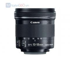 Ống kính Canon, Nikon, Fujifilm khuyến mãi cực sốc tháng sáu