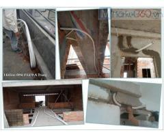 Nhận cung cấp ống đồng giá rẻ, nhận thi công ống đồng âm tường quận 3