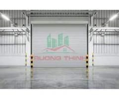 Thi công lắp ráp cửa cuốn, cửa kéo công nghệ Đức, Đài Loan