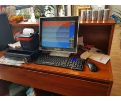 Combo máy tính tiền cảm ứng cho Quán ăn- Cơm văn Phòng ở Sóc Trăng