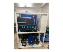 Cung cấp máy làm lạnh nước water chiller cho ngành dệt