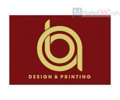 Cần tuyển thiết kế in ấn, tuyển kinh doanh đi làm ngay