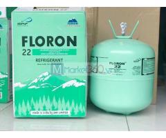 Gas lạnh Ấn Độ Floron R22 - Thành Đạt
