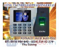 K14PRO máy chấm công vân tay tặng kèm phần mềm wise eye mix3 091698684