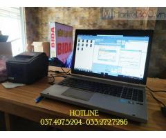 Chuyên phần mềm quản lý- tính tiền cho quán Bida tại Cần Thơ