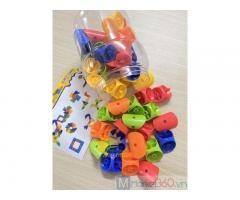 Đồ chơi lego xếp hình dành cho trẻ em giá rẻ, chất lượng cao