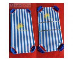 Chuyên sỉ - lẻ giường ngủ lưới trẻ em cho trường lớp mầm non
