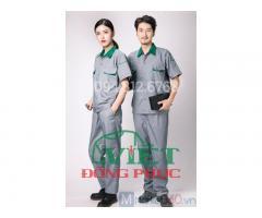 Địa chỉ nhận may đồng phục bảo hộ chất lượng cao, giá tốt nhất tại Hà Nội