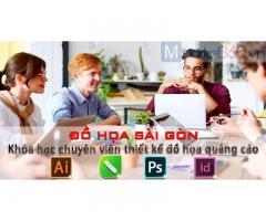 Khóa học Illustrator - Corel - Photoshop - indesign tại Tân Phú, Gò Vấp, Thủ Đức Tp.HCM