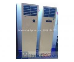 VĨNH PHÁT đơn vị đại lý Chuyên cung cấp Máy lạnh tủ đứng Gree linh kiện tốt - tiên tiến