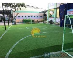 Thảm cỏ nhân tạo cho trường mầm non, khu vui chơi, nhà hàng, quán cà phê