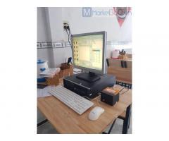 Bộ máy tính tiền cho Quán cơm Thố- Cơm văn phòng tại Kiên Giang