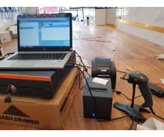 Chuyên lắp đặt trọn bộ máy tính tiền cho Shop Quần áo tại Cà Mau
