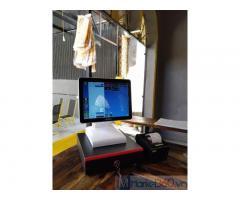 Bán máy tính tiền cảm ứng trọn bộ cho Quán Coffee tại Sóc Trăng