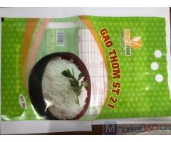 Bao bì đựng thực phẩm - bao bì ghép màng