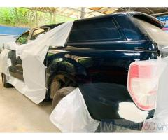 Ưu điểm dịch vụ sơn xe ô tô tại Dung Bắc