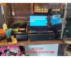 Phần mềm quản lý- tính tiền cho Cà phê- Trà sữa tại Hà Nội
